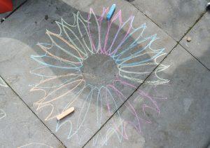 Crayola Stoepkrijt Mandala Buitenspeelgoed