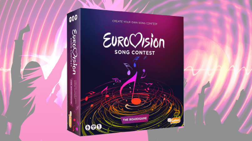 Eurovision Song Contest bordspel