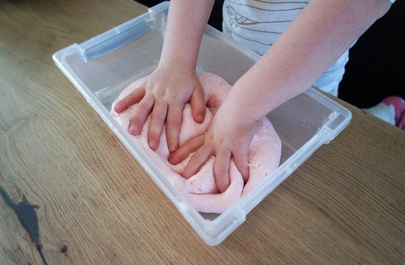 Hoe maak je slijm