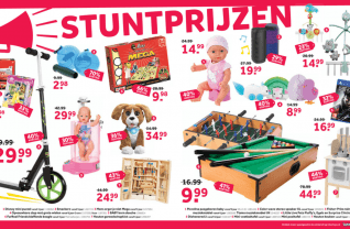 Intertoys - Stuntprijzen