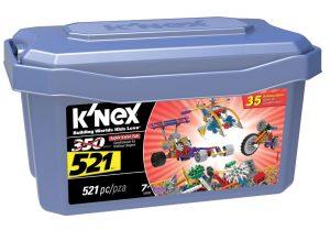 K'NEX Super Value Tub bouwset