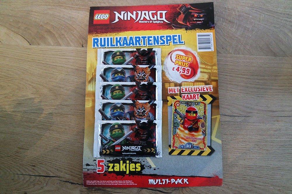LEGO NINJAGO Multi-pack