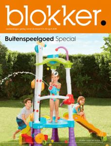 Blokker - Buitenspeelgoed
