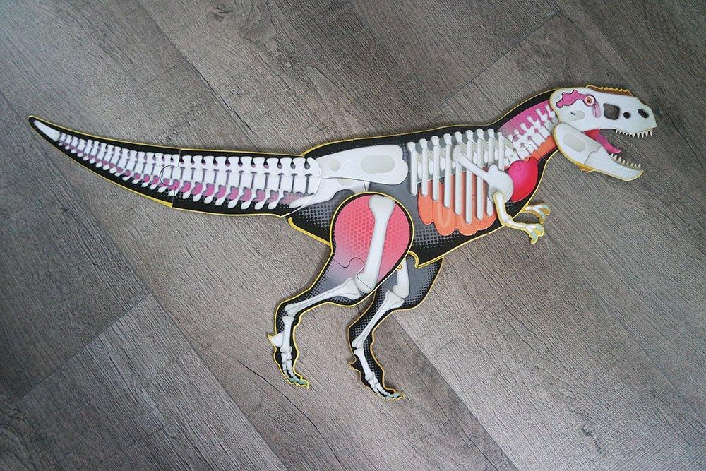 Ik maak mijn eigen T-rex