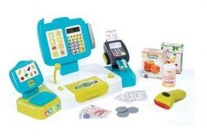 speelgoed kassa's