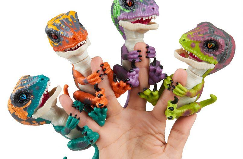 Uitbreiding Van De Fingerlings Familie Untamed Raptors Alles Over