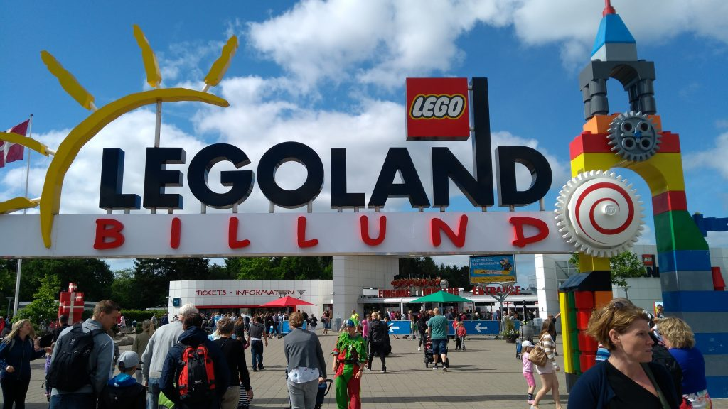 Ervaringen in LEGOLAND Billund