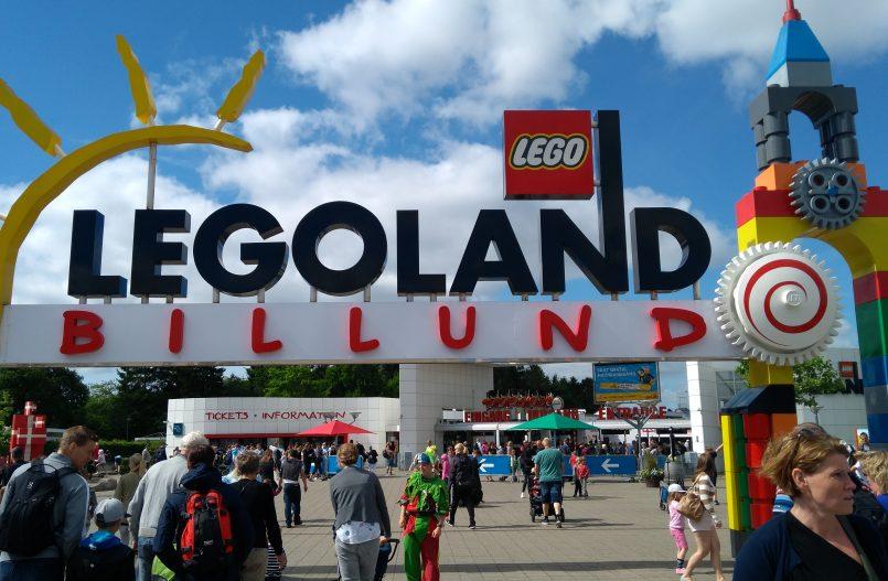Ervaringen in LEGOLAND Billund