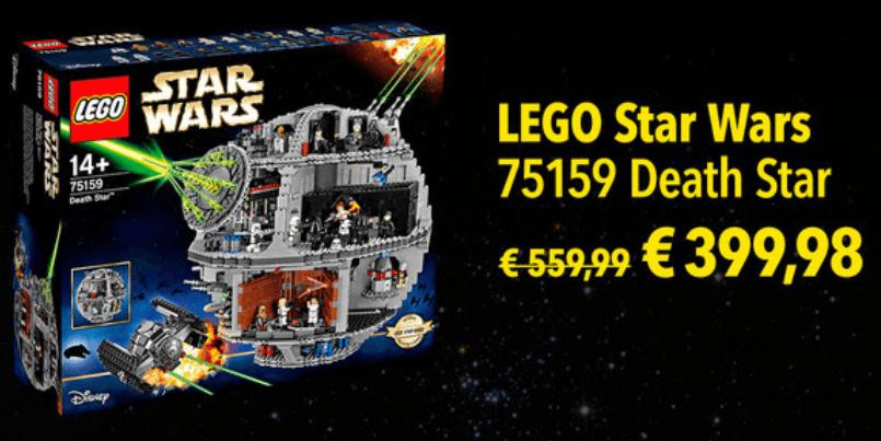 Lego Star Wars ToysRus
