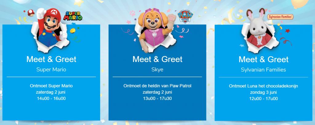 Openingsweekend ToyChamp Amersfoort
