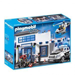 Playmobil Politiepost Wehkamp