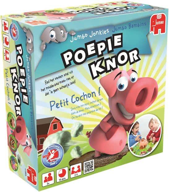 speelgoed met poep