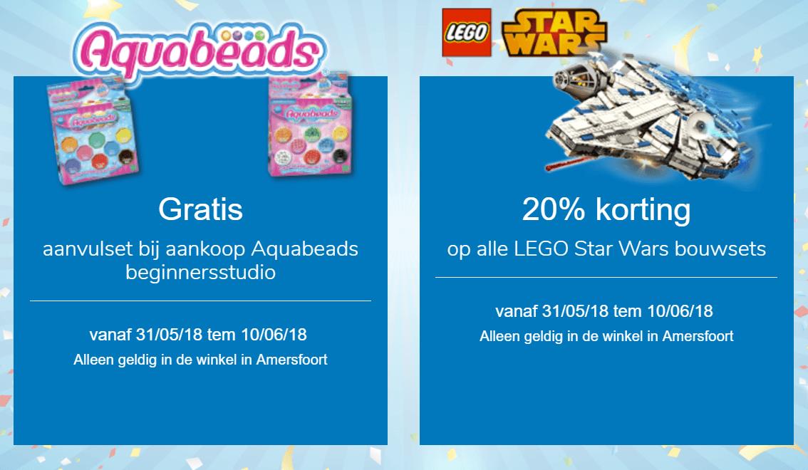 Aanbiedingen ToyChamp Amersfoort