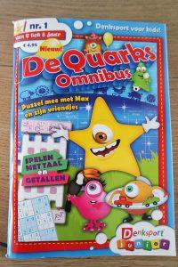 Denksport Quarks Omnibus
