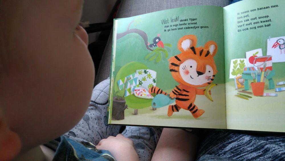 Kinderboek Voor Aap