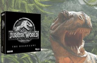 Jurassic World bordspel