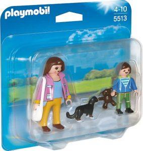 Playmobil Mama met scholier