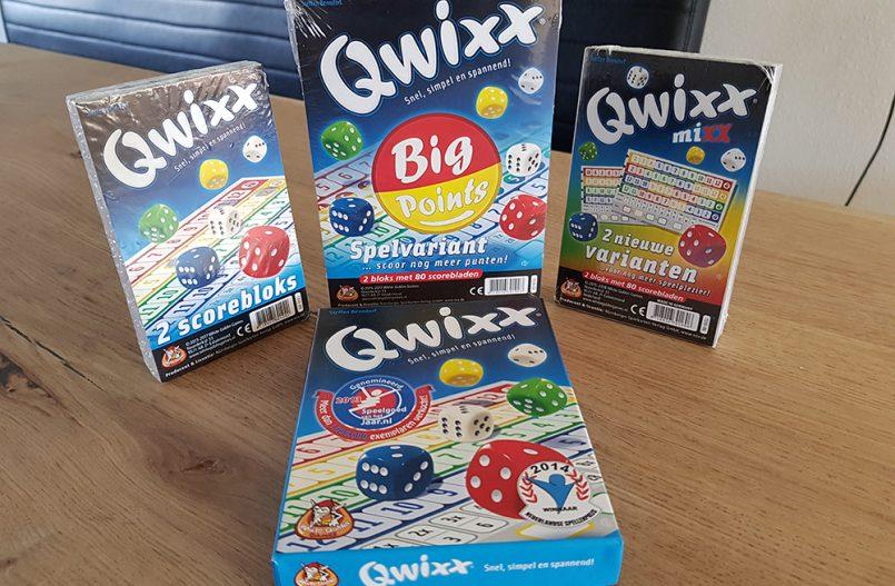 Qwixx uitbreidingen