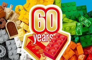 De LEGO-steen bestaat 60 jaar
