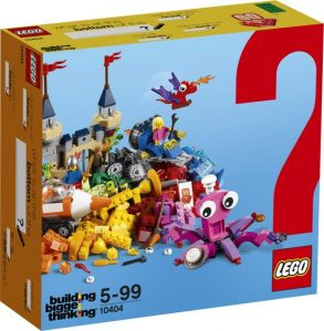 LEGO Special Edition Sets De Bodem van de Oceaan