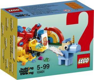 LEGO Special Edition Sets Regenboogplezier