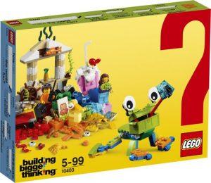 LEGO Special Edition Sets Werelds Plezier