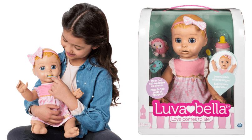 Luvabella levensechte pop