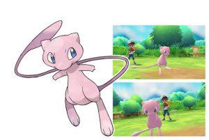 Pokémon Mytische Mew