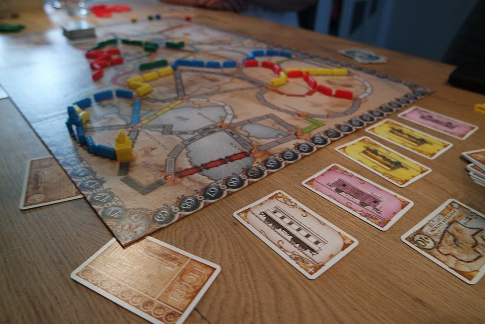 Ticket to Ride Europe - het spel
