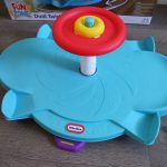Little Tikes Dual Splash Twister