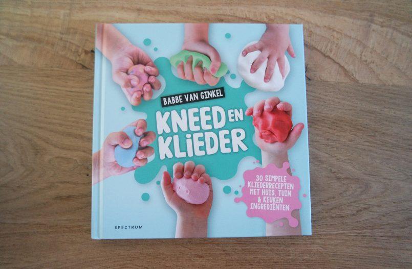 boek Kneed & Klieder