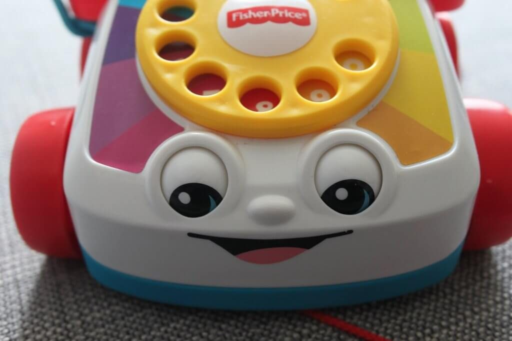 Fisher-Price telefoon