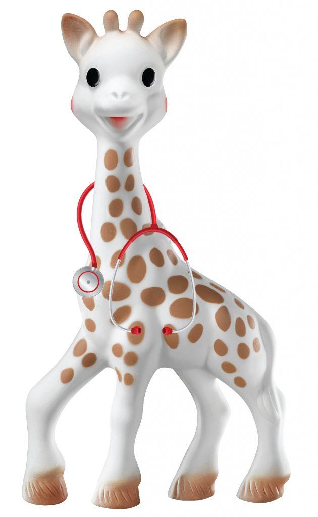 Sophie de Giraf Awardset