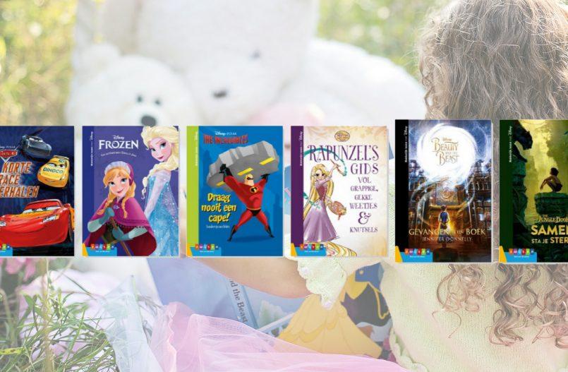 Disney boeken voor kinderen met dyslexie