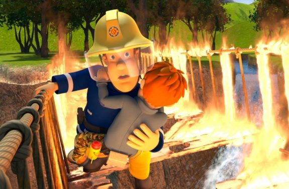 bioscoopfilm Brandweerman Sam