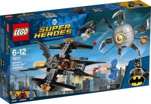 LEGO DC Super Heroes Batma verslaat Brother Eye