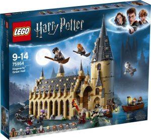 LEGO Harry Potter De Grote Zaal van Zweinstein