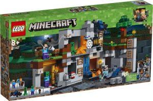 LEGO Minecraft Bedrock avonturen
