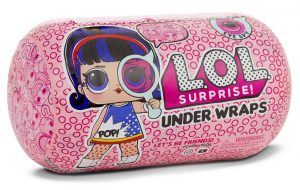 L.O.L. Surprise Eye Spy Series UnderWraps