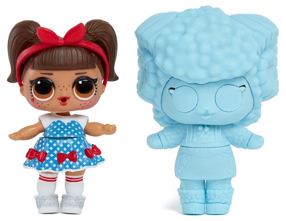 L.O.L. Surprise Eye Spy Series UnderWraps pop