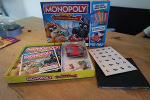 Monopoly Junior Elektronisch Bankieren Inhoud