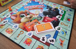 Monopoly Junior Elektronisch Bankieren Review