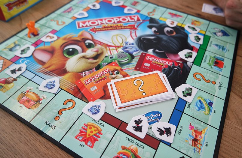 Monopoly Junior Elektronisch Bankieren Review