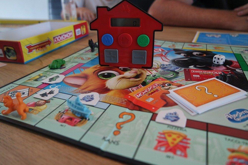 Monopoly Junior Elektronisch Bankieren Ervaring