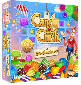 Bordspel CandyCrush