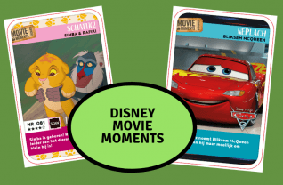 Disney Movie Moments