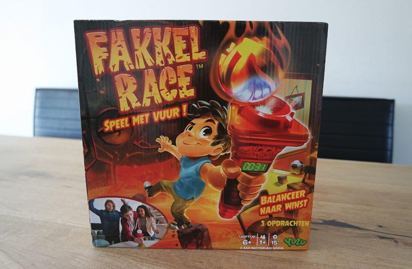 Het spel Fakkel Race