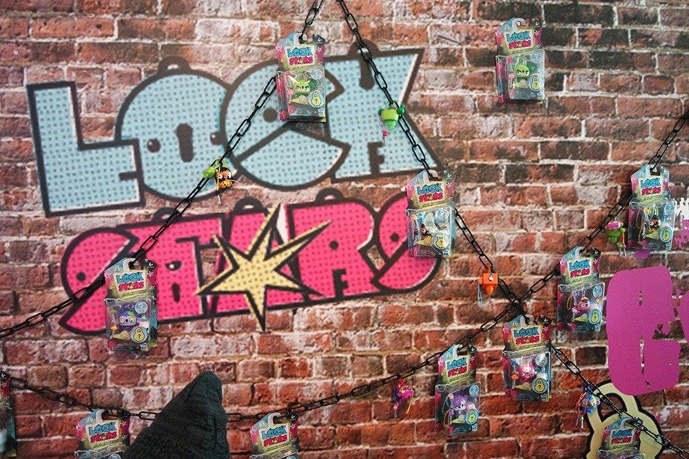 Lock Stars Hasbro