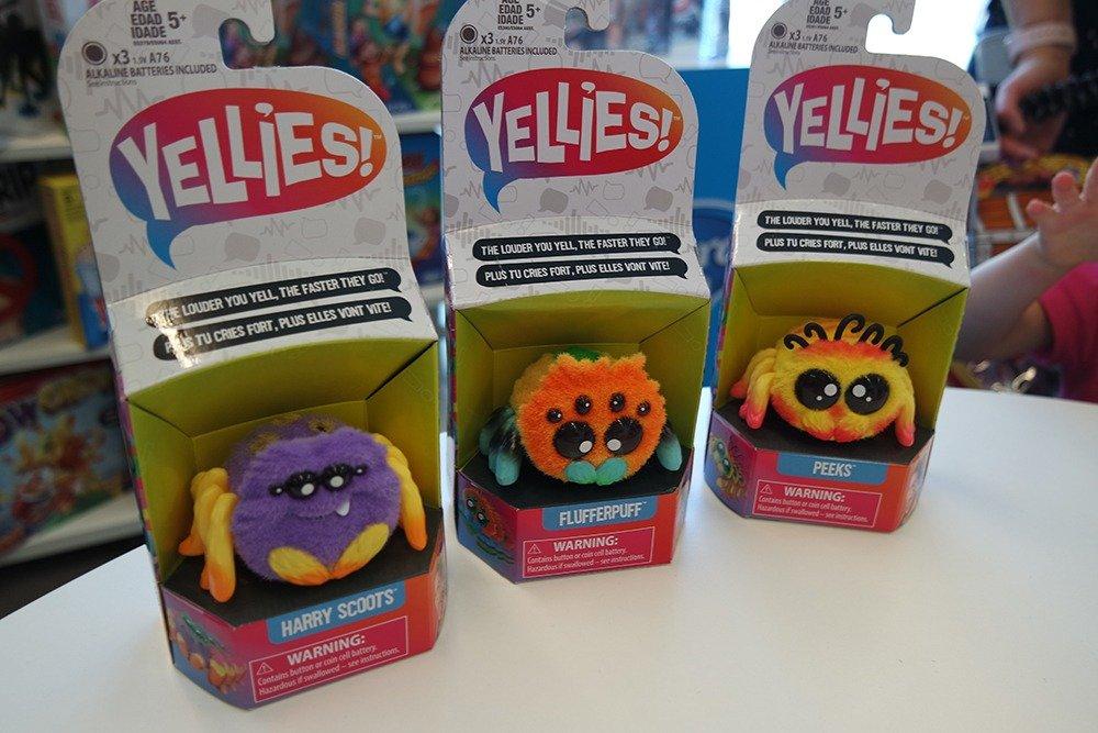 Yellies - Hasbro