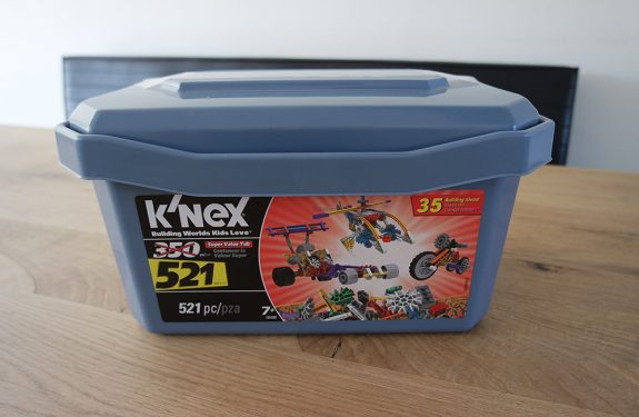 K'NEX Super Value Tub bouwset